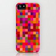 Pixel Painting iPhone (5, 5s) Slim Case