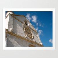 Assisi Art Print