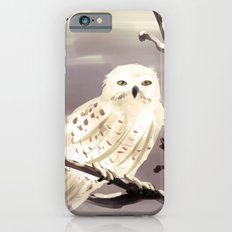 Snowy Owl iPhone 6s Slim Case