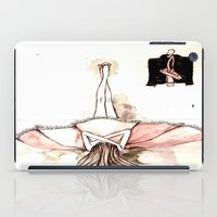 Ballet&leather iPad Case