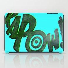 KAPOW! # 1 iPad Case