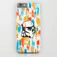 """iPhone & iPod Case featuring """"Join the BRIGHT side.""""  by Luke Lindgren"""