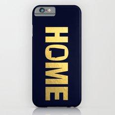 Alabama home state faux gold foil print Slim Case iPhone 6s