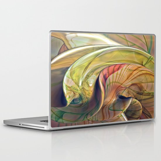 Twist of Color Laptop & iPad Skin