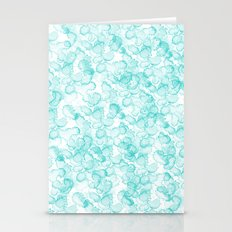 Abstract X Stationery Cards