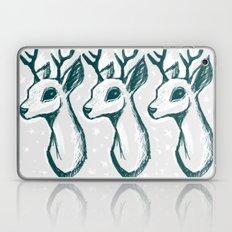 sketchy deer Laptop & iPad Skin