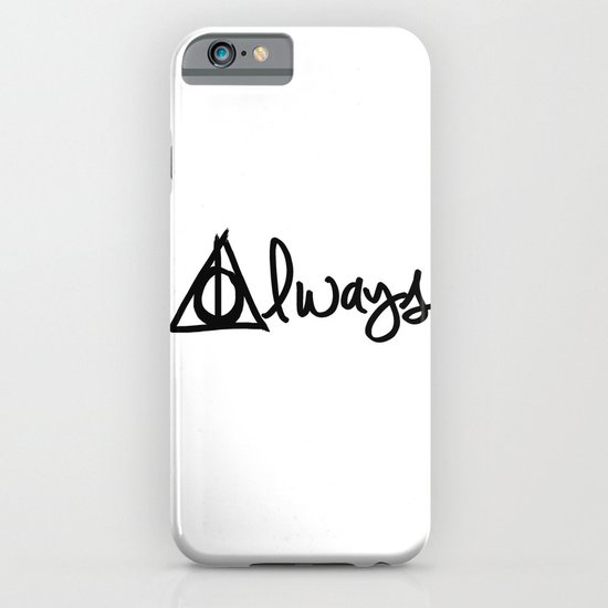 Deathly Hallows Iphone Case