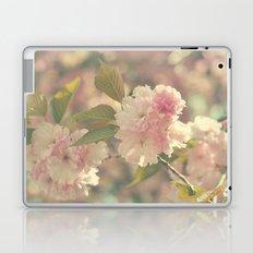 Vintage Blossoms Laptop & iPad Skin
