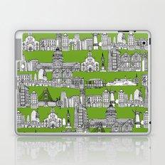 San Francisco green Laptop & iPad Skin