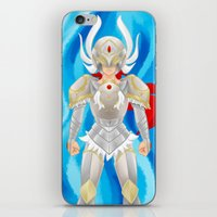 Leora of Valor iPhone & iPod Skin