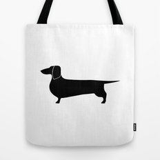 Doxie Tote Bag
