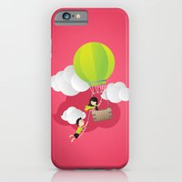 iPhone & iPod Case featuring for the adventure of love by Daniel Kano