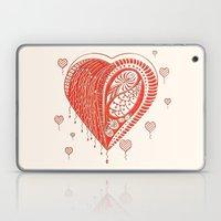 Thorny Heart Laptop & iPad Skin