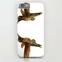 iPhone & iPod Case featuring humming by Amylin Loglisci
