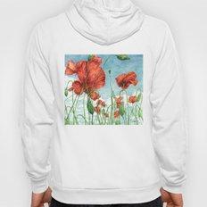 Poppy Field Hoody