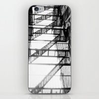 Ladder iPhone & iPod Skin