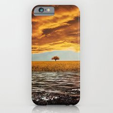 152 Golden Ocean Land iPhone 6 Slim Case