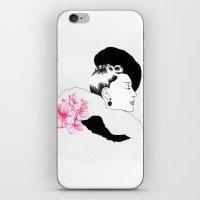 Helen iPhone & iPod Skin