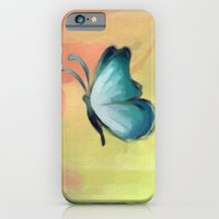 iPhone & iPod Case featuring The Journey of a Butterfly by Texnotropio