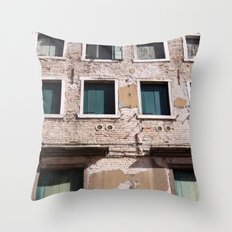 Peel Throw Pillow