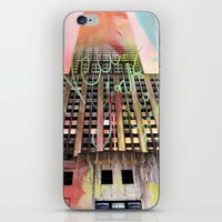 Empire State Of Art  iPhone & iPod Skin