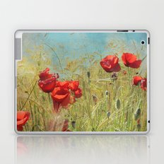 Fantasy poppies Laptop & iPad Skin