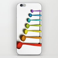 Xylospoons iPhone & iPod Skin