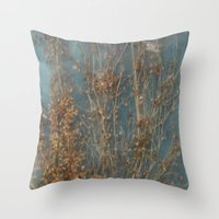 Something Wild Throw Pillow