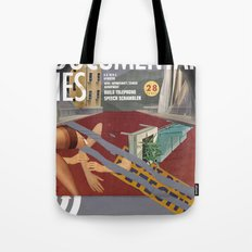 Vans and Color Magazine Customs Tote Bag