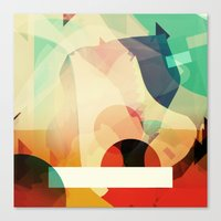Other Worlds Canvas Print