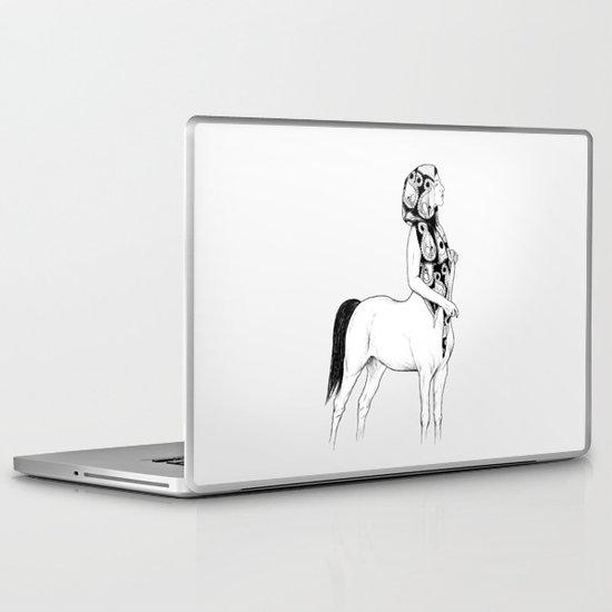 horses for courses I Laptop & iPad Skin