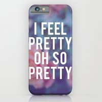 iPhone & iPod Case featuring Oh, So Pretty! by Leah Flores