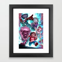 We, Are The~ Framed Art Print