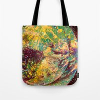 Out Of Orbit  Tote Bag