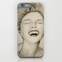 Laughing Girl iPhone 6 Slim Case