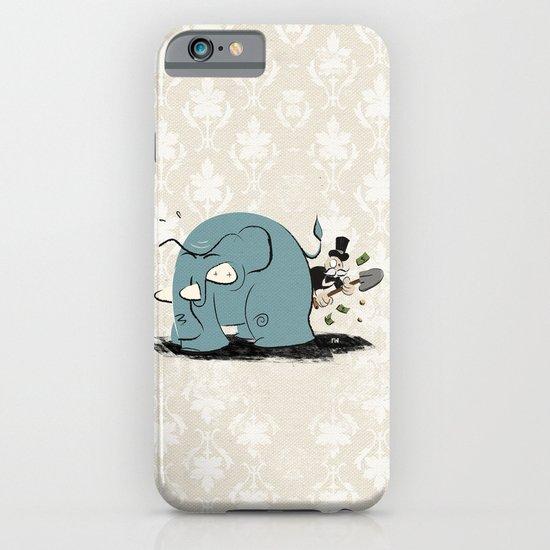 The explorer iPhone & iPod Case