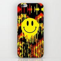 Acid House iPhone & iPod Skin