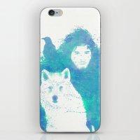 Lord Snow iPhone & iPod Skin