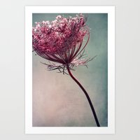 wild beauty Art Print
