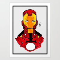 ironclad Art Print
