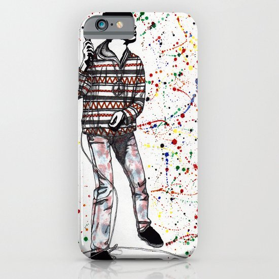 TWISTERELLA - Stoned iPhone & iPod Case