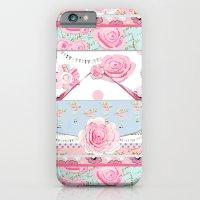 My Shabby Chic purse celebration iPhone 6 Slim Case