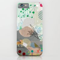 iPhone & iPod Case featuring Landscape by Jo Cheung Illustration