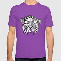 TRUST Mens Fitted Tee Ultraviolet SMALL