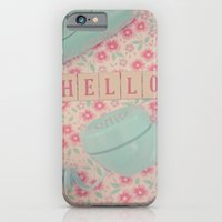 You Had Me at HELLO iPhone 6 Slim Case