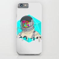 iPhone & iPod Case featuring Psychonaut - Light by John Tibbott