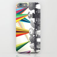 iPhone & iPod Case featuring Modern women by bri musser