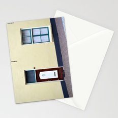 Dutch door and window Stationery Cards