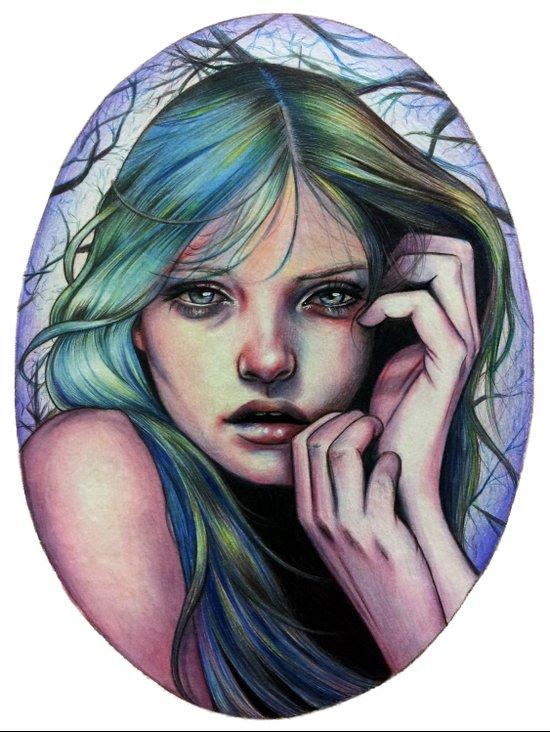 Moonlight Soliloquy Art Print