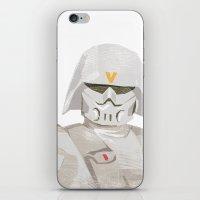 Ralph McQuarrie concept Snowtrooper  iPhone & iPod Skin